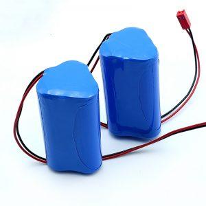 充電式リチウムイオン3S1P18650 10.8v2250mah医療機器用リチウムイオンバッテリーパック