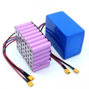 工場価格18650バッテリーセル高出力12V充電式リチウムイオンリチウムバッテリー販売中