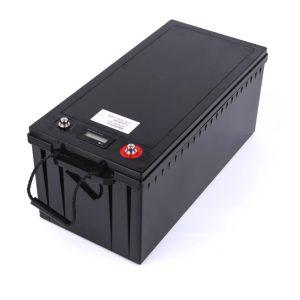 ボート用太陽エネルギー貯蔵RV用のカスタマイズされたバッテリーパック24V100AH 12v 200ah lifepo4バッテリーパック