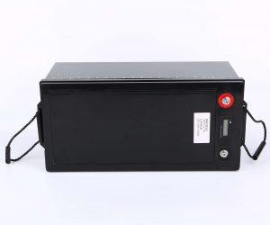 エネルギー貯蔵鉛蓄電池用12.8V200Ahリチウム充電式バッテリーソーラーバックアップ用12Vlfpバッテリー