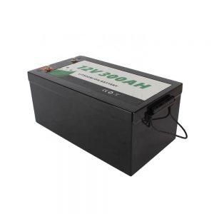 オールインワンソーラーRVマリンレジャーリチウム12V300AhLifepo4バッテリー