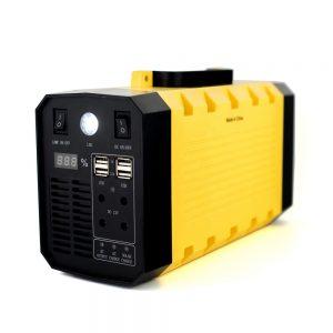 12v30ahインバーターバッテリー500wポータブル発電所
