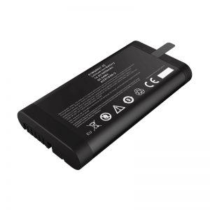 14.4V 6600mAh18650リチウムイオンバッテリーSMBUS通信ポート付きネットワークテスター用パナソニックバッテリー