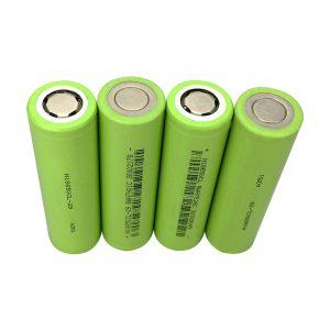 オリジナルの充電式リチウムイオン電池186503.7V2900mAhセルリチウムイオン18650電池