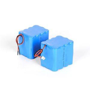 カスタマイズされた充電式リチウム電池18650高放電3s4p12vliイオン電池パック