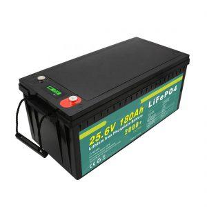ソーラー街路灯用充電式24v180ah(LiFePO4)バッテリーパック