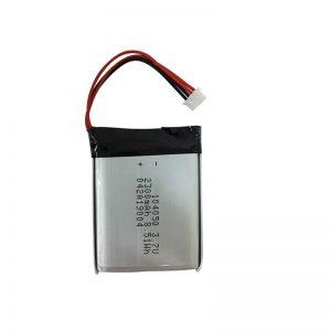 3.7V 2300mAhテスト機器および機器ポリマーリチウム電池AIN104050
