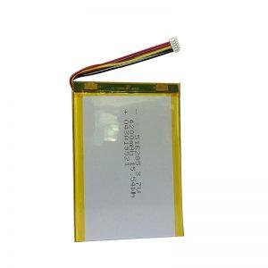 516285 3.7V 4200mAhスマートホームインストルメントポリマーリチウムバッテリー