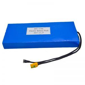 電動スクーター用卸売15Ah48Vリチウム電池