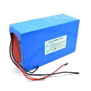 電動スクーター用48v / 20ahリチウム電池パック