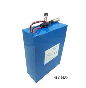 etwow電動スクーター用48v26ahリチウム電池電動バイクグラフェン電池48ボルトリチウム電池メーカー