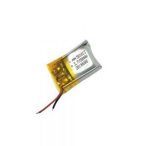 高品質リチウムポリマーバッテリー3.7V50mAh581013バッテリー