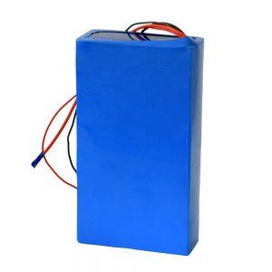 電動スクーター用の充電式60v12ahリチウム電池