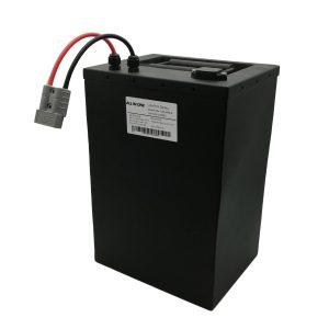 オールインワン72V40Ah電動自転車用プリズムlifepo4バッテリー