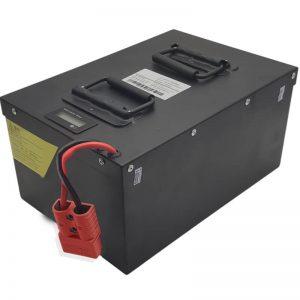 オールインワン電気自動車用インテリジェントBMSを備えた大容量72V60AhLiFePO4バッテリー