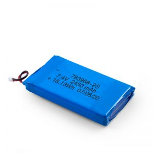 LiPO充電式バッテリー783968 3.7V 4900mAH / 7.4V 2450mAH / 3.7V 2450mAH /