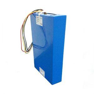 LiFePO4充電式バッテリー30Ah 9.6V