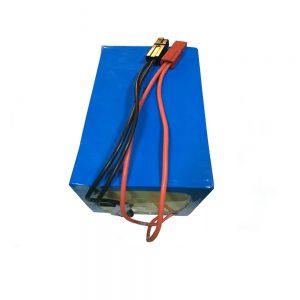 LiFePO4充電式バッテリー20Ah 36V