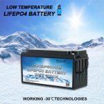 ALL IN ONE低温リン酸鉄リチウム電池の紹介