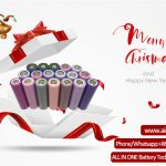 ALL IN ONE Battery Technology CoLtdからのMerryChristamsのご挨拶