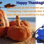 クライアントへのオールインワンバッテリー感謝祭の手紙