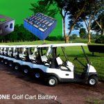 最高のゴルフカートバッテリー:リチウム対。鉛酸