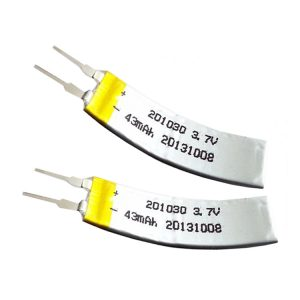 LiPOカスタマイズバッテリー3.7V 43mAH